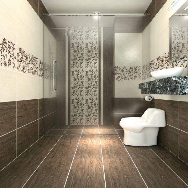 Gạch phòng tắm (300x600) mm